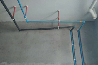 Hot and Cold Water Supply System